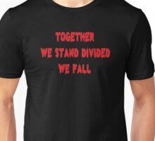 Inspirational Rock Song Lyrics Unisex T-Shirt