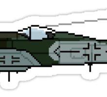 Pixel Focke-Wulf Fw-190 D-9 Sticker