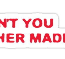Rock Love Lyrics Sticker