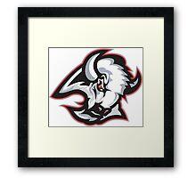 buffalo sabres Framed Print