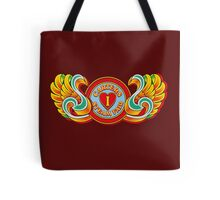 I Love Carters - winged Tote Bag