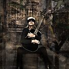 me and my guitar by annacuypers
