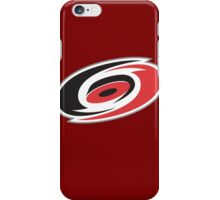 carolina huricanes iPhone Case/Skin
