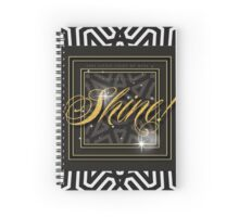 Let it Shine! this light Spiral Notebook