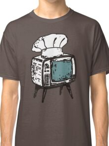 TV chef vintage television chef's hat pop culture Classic T-Shirt