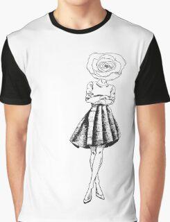 Flower Child Graphic T-Shirt