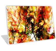 Two Second Fall Laptop Skin