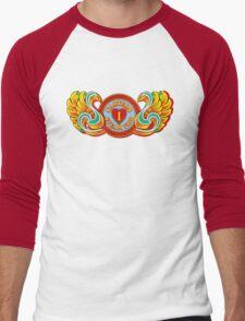I Love Carters - winged Men's Baseball ¾ T-Shirt