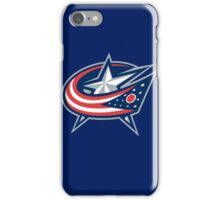 colombus blue jackets iPhone Case/Skin