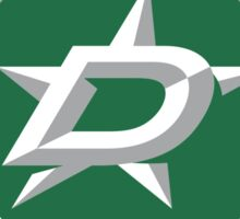 dallas stars Sticker