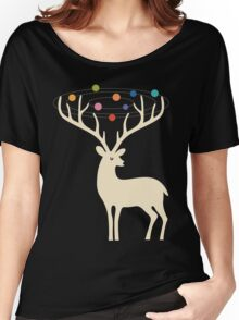 My Deer Universe Women's Relaxed Fit T-Shirt