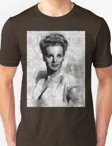 Maureen O'Hara by Mary Bassett Unisex T-Shirt