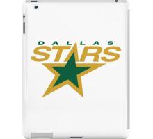 dallas stars iPad Case/Skin