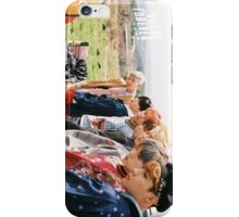 young forever BTS 3 iPhone Case/Skin