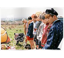 young forever BTS 3 Poster