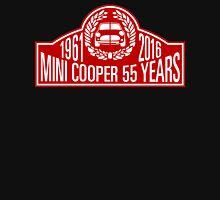 Mini Cooper 55 years anniversary Unisex T-Shirt