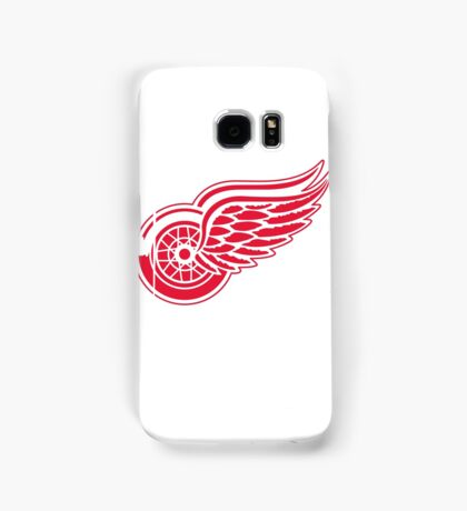 detroit red wings Samsung Galaxy Case/Skin