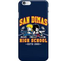 San Dimas High School iPhone Case/Skin