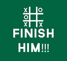 finish him Unisex T-Shirt