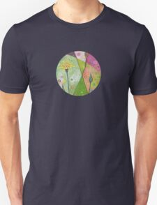 Dandelion (Self-portrait) Unisex T-Shirt