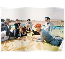 young forever BTS 6 Poster
