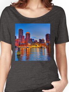 Boston Harbor Women's Relaxed Fit T-Shirt