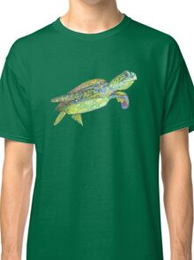 Sea turtle drawing - 2015 Classic T-Shirt