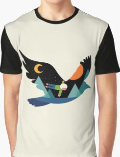I Believe I Can Fly Graphic T-Shirt
