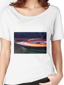 Rounding Out The Stern Women's Relaxed Fit T-Shirt