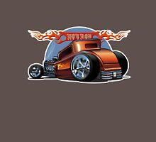 Cartoon Hot Rod Classic T-Shirt