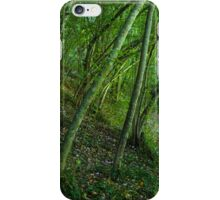 Path in the Woods iPhone Case/Skin