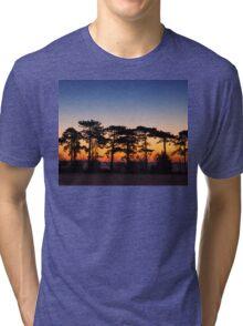 Sunrise over Acol Tri-blend T-Shirt
