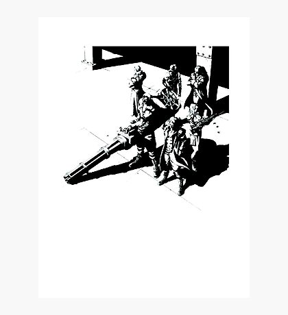 Metal Gear Solid - Foxhound Photographic Print