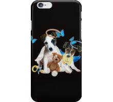 Jack Russell Terrier Puppy Love iPhone Case/Skin