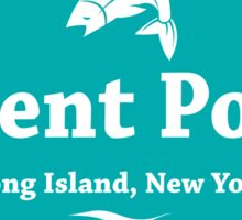 Orient Point, Long Island Sticker