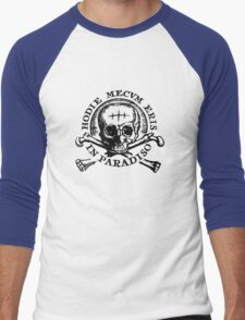 Uncharted 4 - Hodie Mecvm Eris In Paradiso Men's Baseball ¾ T-Shirt