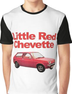 Little Red Chevette Graphic T-Shirt