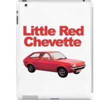 Little Red Chevette iPad Case/Skin