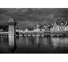 Lucerne Reflected Photographic Print
