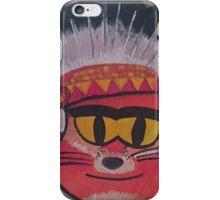 Chief Fox iPhone Case/Skin
