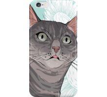 Sherlock the Cat iPhone Case/Skin