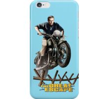 GREAT ESCAPE WITH TITLE LOGO iPhone Case/Skin