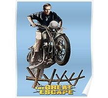 GREAT ESCAPE WITH TITLE LOGO Poster