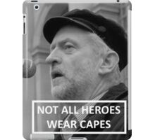 Jeremy Corbyn Hero iPad Case/Skin