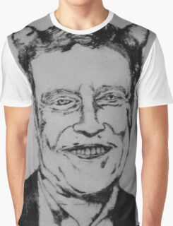 Evil Grin Graphic T-Shirt