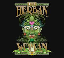 The Herban Woman Womens Fitted T-Shirt