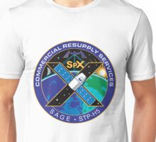The NASA CRS-10 Logo Unisex T-Shirt