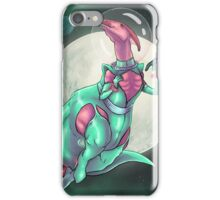 Parasaurolophus: Queen of the Galaxy iPhone Case/Skin