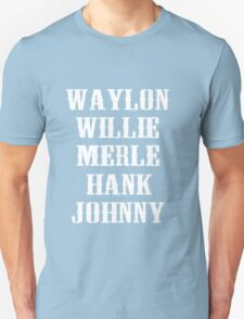 The legend music of country T-Shirt