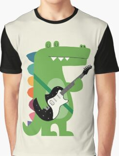Croco Rock Graphic T-Shirt